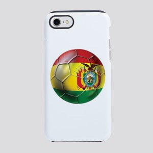 Bolivia Soccer Ball iPhone 7 Tough Case