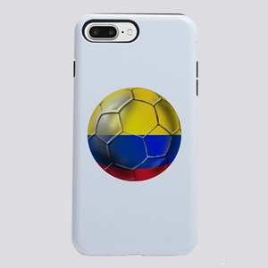 Colombia Soccer Ball iPhone 7 Plus Tough Case
