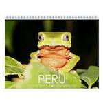 Peru Wall Calendar