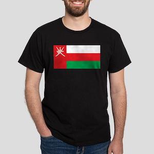 Oman Black T-Shirt