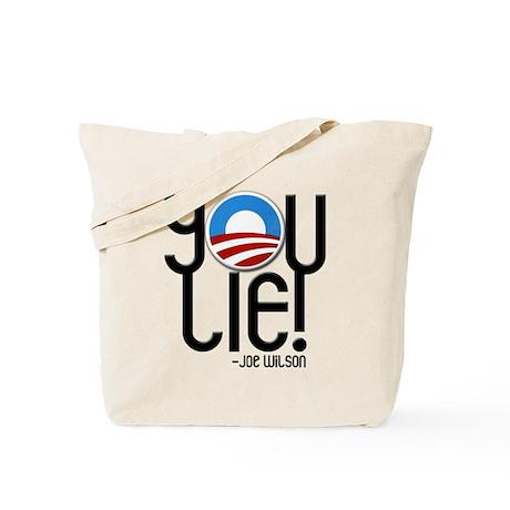 YOU LIE! 2 Tote Bag