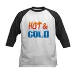 Hot & Cold Kids Baseball Jersey