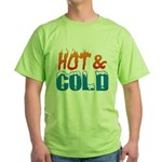 Hot & Cold Green T-Shirt