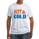 Hot & Cold Fitted T-Shirt