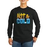 Hot & Cold Long Sleeve Dark T-Shirt
