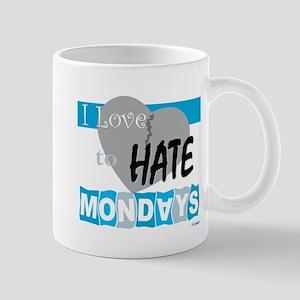 Hate Mondays Mug