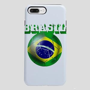 Brasil Football iPhone 7 Plus Tough Case