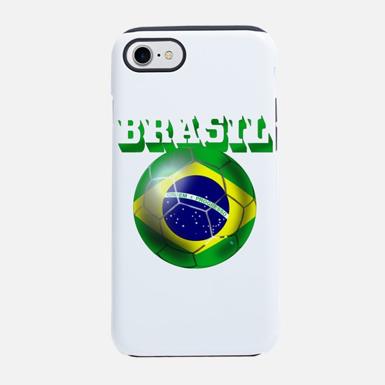 Brasil Football iPhone 7 Tough Case
