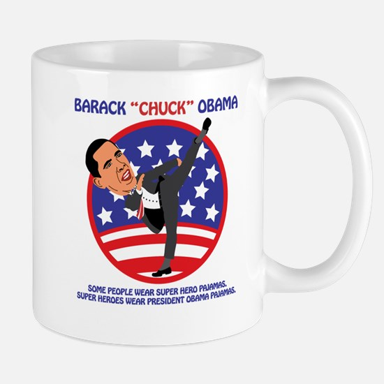 Obama Pajamas Mug