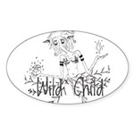 Wild Child Sticker