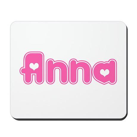"""Anna"" Mousepad"