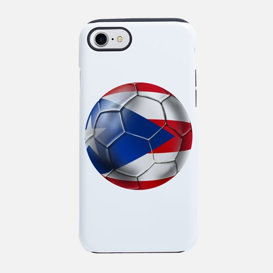 Puerto Rico Football iPhone 7 Tough Case