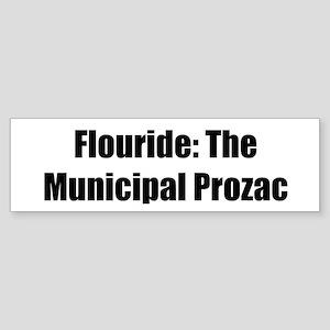 Flouride: The Municipal Prozac