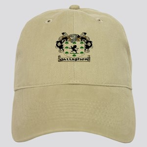 Gallagher Coat of Arms Baseball Cap