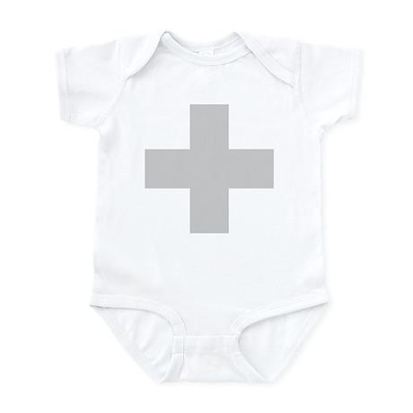 Switzerland cross Infant Bodysuit