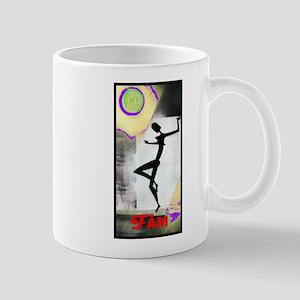 Gril Dance Fame Mug