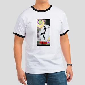 Gril Dance Fame Ringer T
