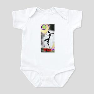 Girl Dance Fame 2 Infant Bodysuit
