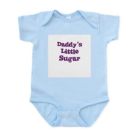 Daddy's Little Sugar Infant Creeper