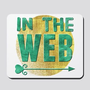 in the web Mousepad