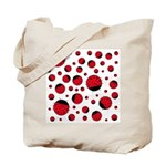 Lots of Ladybugs Tote Bag