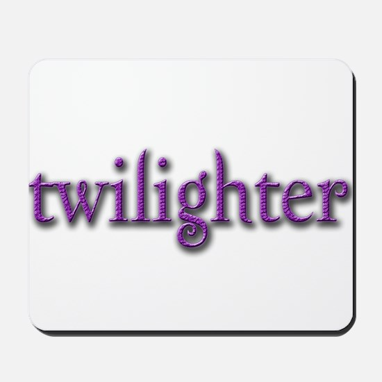 Twilighter (Purple) Mousepad