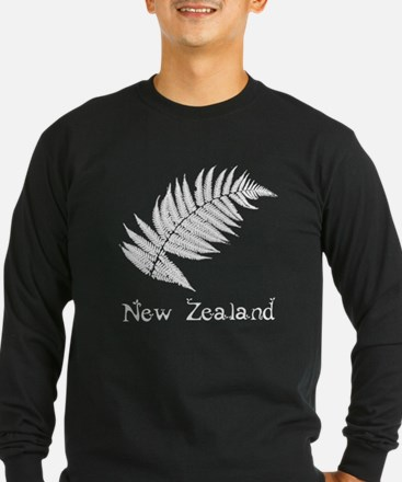 New Zealand Leaves T