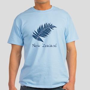 New Zealand Leaves Light T-Shirt