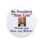 """Joe Wilson 3.5"""" Button (100 pack)"""