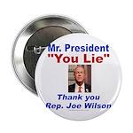 """Joe Wilson 2.25"""" Button (10 pack)"""