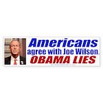 Joe Wilson (Bumper 10 pk)