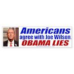 Joe Wilson (Bumper Sticker)