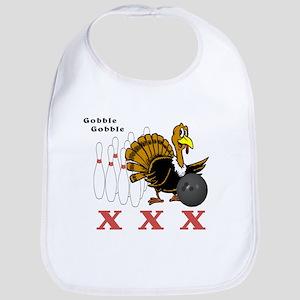 Bowling Turkey Bib