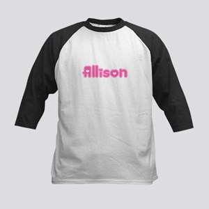 """Allison"" Kids Baseball Jersey"