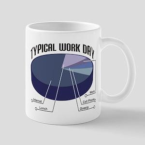 Typical Work Day Mug