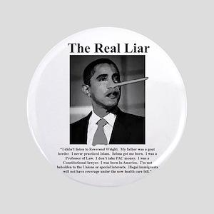 """Liar, Liar! 3.5"""" Button"""