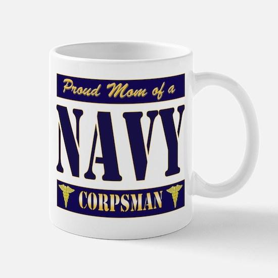 Corpsman Mom Mug