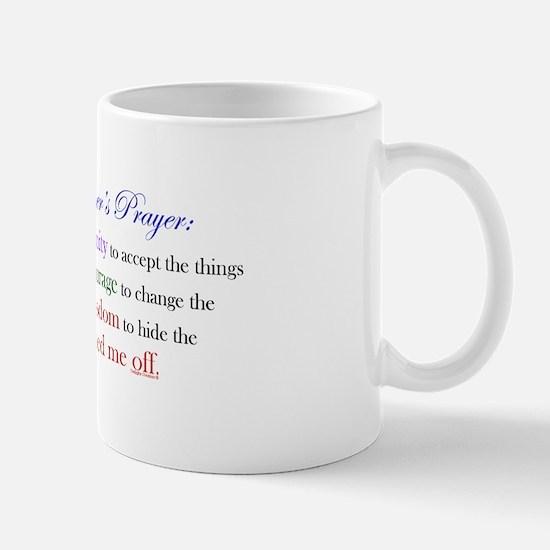 Light Designer Prayer Mug