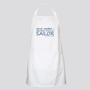 Save water ... BBQ Apron