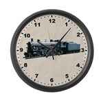 Pacific Large Wall Clock