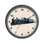 Pacific Wall Clock