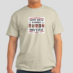 Light T-Shirt - NATURAL COLOR