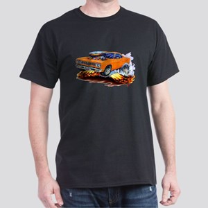 Roadrunner Orange Car Dark T-Shirt