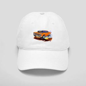 Roadrunner Orange Car Cap