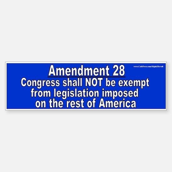 Amendment 28 (sticker)