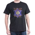 Lion Of The Tribe Of Judah Black T-Shirt