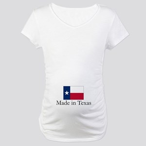 Made in Texas Maternity T-Shirt