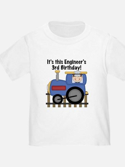 Engineer 3rd Birthday T