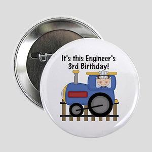 "Engineer 3rd Birthday 2.25"" Button"