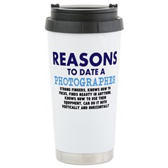 Reasons To Date A Photographer Mugs
